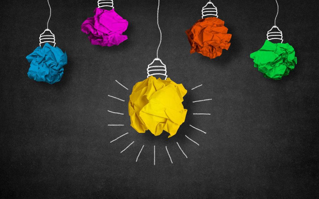 Creatividad: Actividades para impulsar la generación de ideas
