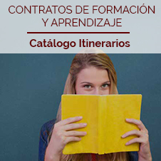 Tramitar un Contrato de Formación y Aprendizaje - Catálogo de Itinerarios