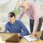 ¿Puedo contratar a un familiar con un contrato de formación?