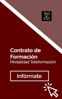 Contrato de Formación y Aprendizaje - Asesoramiento Gratuito FO&CO CONSULTORES