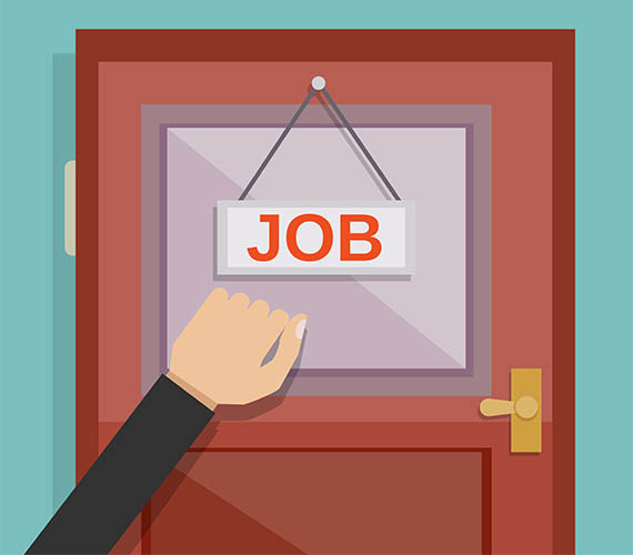 Paro - Búsqueda de empleo