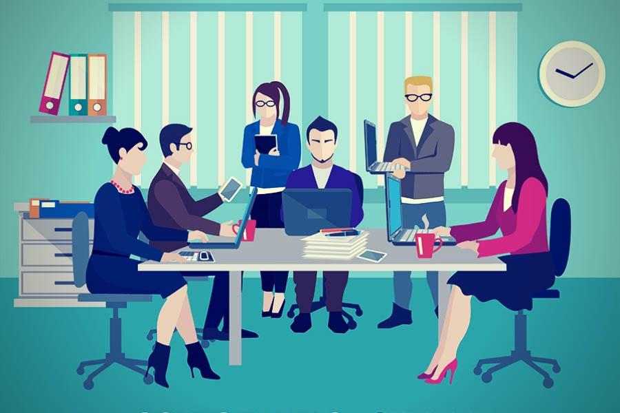 espacio coworking - Cómo crear un espacio coworking