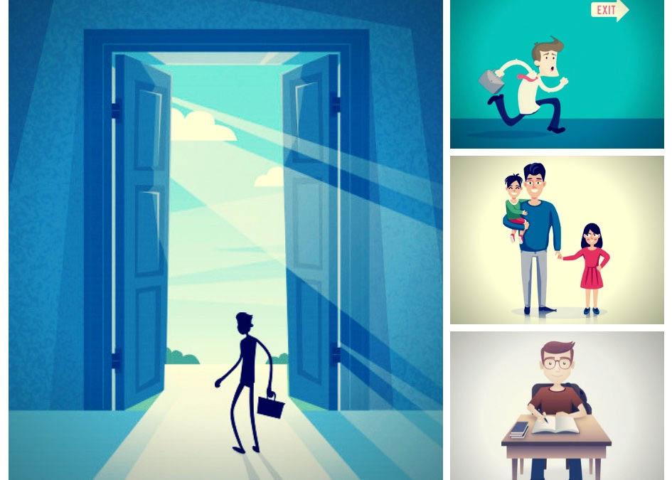 ¿Sabías que puedes pedir una excedencia laboral? Entérate cómo y qué implica