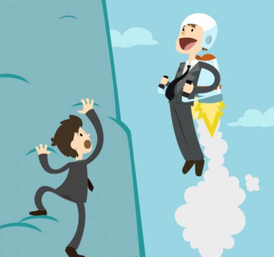 competencia sana entre empleados