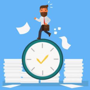 Control de horario obligatorio para todas las empresas