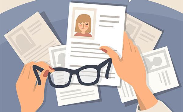 Curriculum tradicional en la búsqueda de empleo