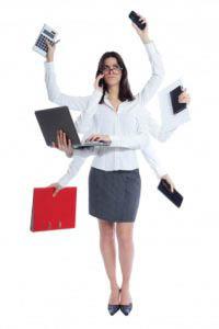 eficiencia contra el multitasking