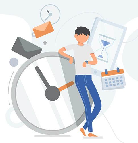 la flexibilidad de horario es beneficiosa para las empresas