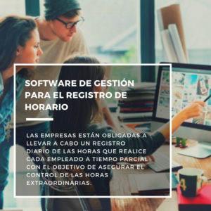 Conoce Nuestro Software de Gestión para el Registro de Horario