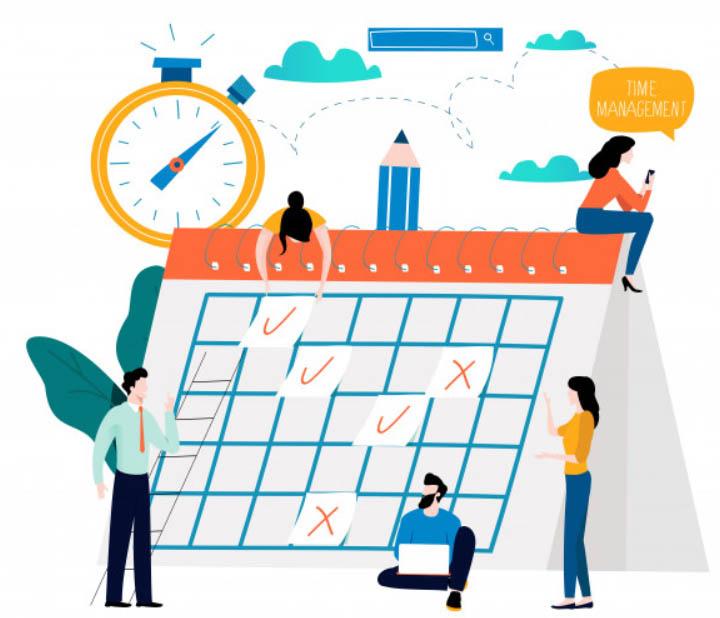 Funcionalidades de nuestro software de control de horario