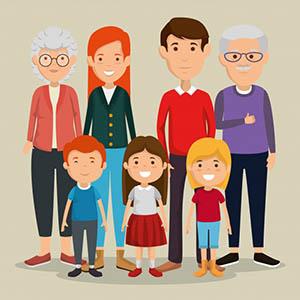 suscriptores familiares