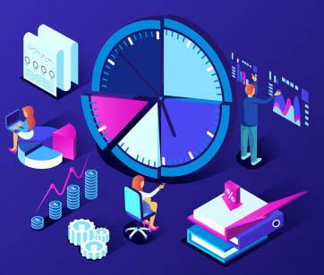 gestión del tiempo de tu proyecto empresarial