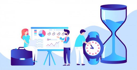 gestión del tiempo de tus proyectos