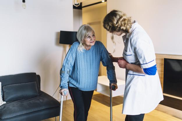 actividades diarias para cuidar a personas mayores