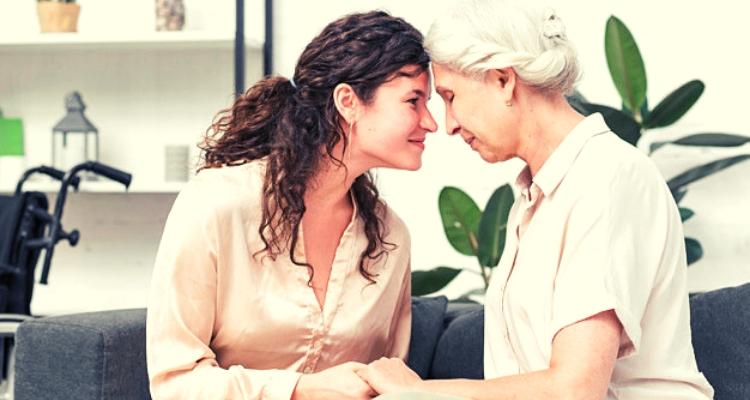 En España el cuidado tiene rostro de mujer