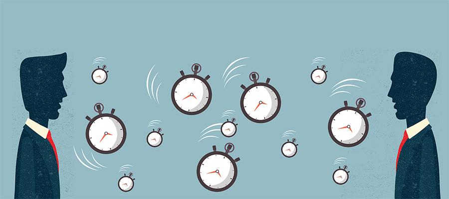 ¿A favor o en contra del registro horario de la jornada laboral?