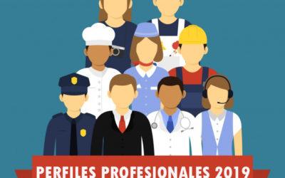 Perfiles profesionales técnicos, tecnológicos y digitales a la cabeza este 2019