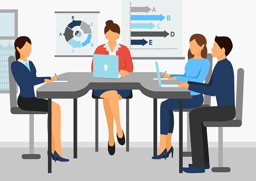 La formación In Company:  una opción personalizada para aprender en tu empresa