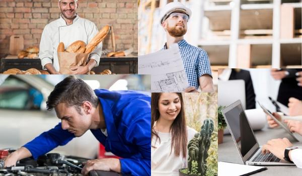 En un contrato para la formación, ¿qué ocupación escoge la empresa? ¿qué es lo más adecuado?