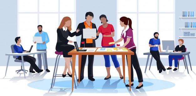 nuevos espacios de trabajo flexible