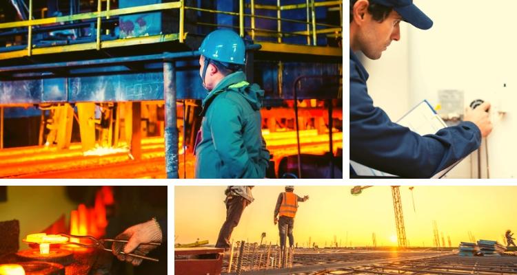 ¿Sabías que los trabajadores del sector metal deben recibir formación obligatoria en Prevención de Riesgos Laborales?