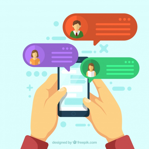 elementos de mensajeria en la formación e-learning